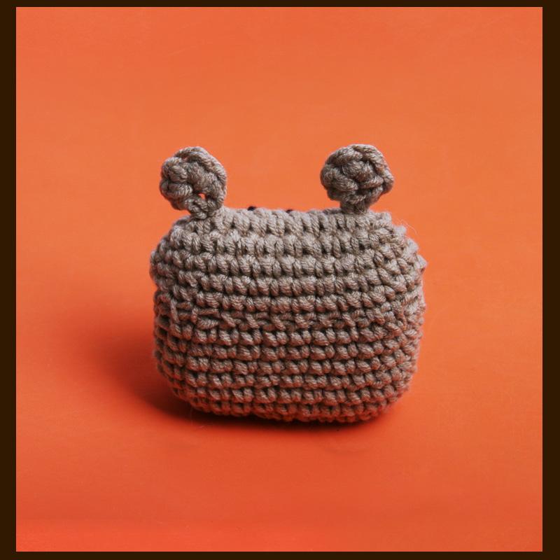 통통 볼 다람쥐 뜨개 에어팟 프로 케이스 - 라이크로렐, 19,000원, 케이스, 에어팟