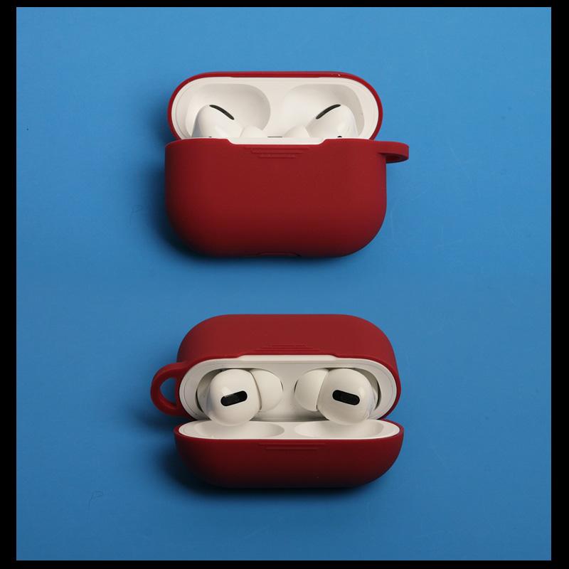 실리콘 에어팟 프로케이스 (12가지 컬러) - 라이크로렐, 4,500원, 케이스, 에어팟